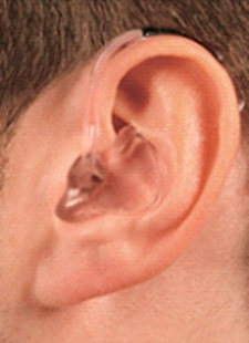 BTE with Ear Mold